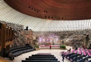 Temppeliaukio – Finland