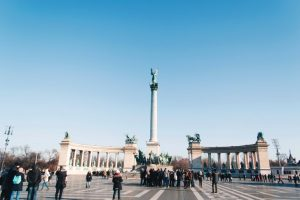 Heroes Square Hungary